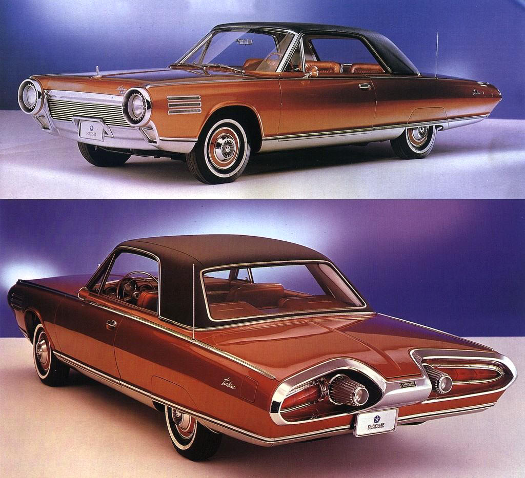 1962 Chrysler Newport Two Door